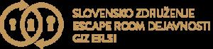 slovensko zdruzenje escape room dejavnosti